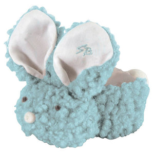 Boo Bunnie - Blue Woolly