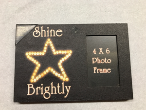Shine Brightly Frame
