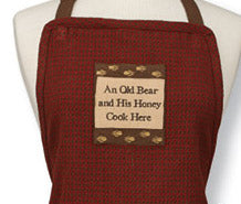 Old Bear Apron