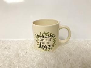 Grandchildren Complete - Mug