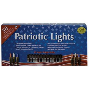 Patriotic Lights (50)
