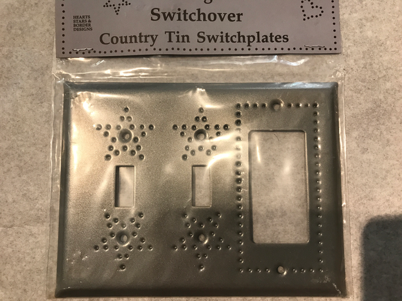 Switch Plate Star GFDS