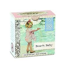 Beach Baby Little Soap
