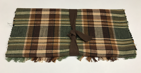 Wood River Table Runner