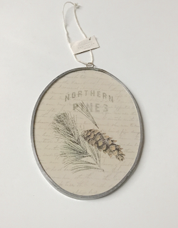 Northern Pines Hangin Decor