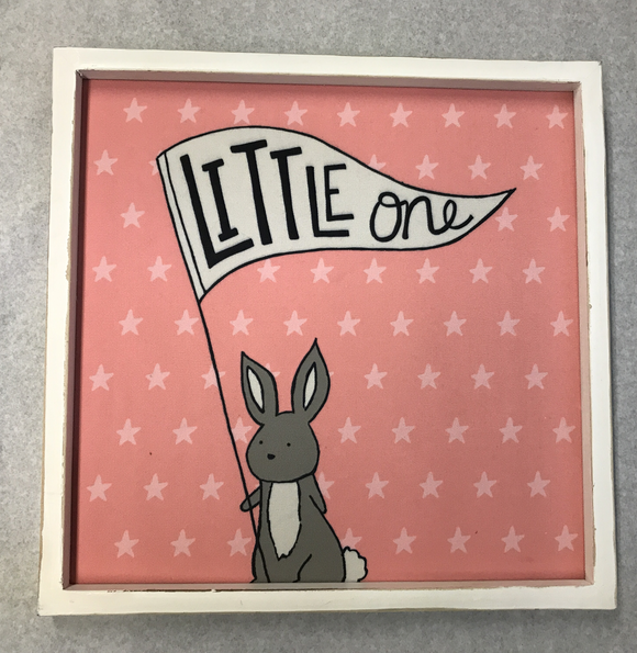 Little One Sign