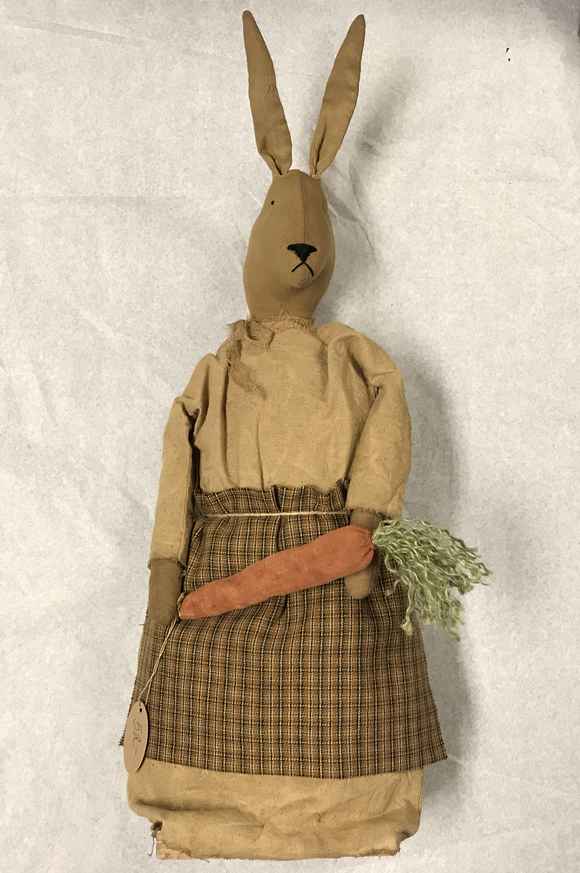 Rabbit w/ Carrot