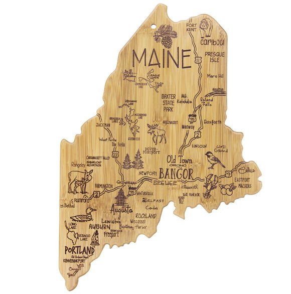 Maine Cutting Board