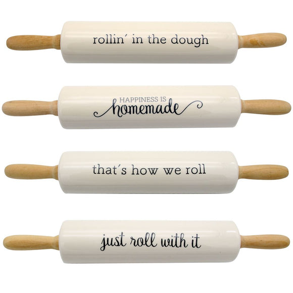 Rolling Pins With Sayings