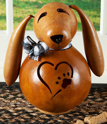 Biscuit The Dog Gourd