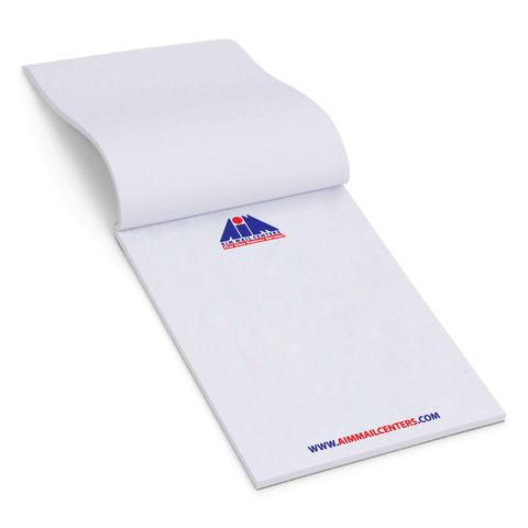 AIM Mail Centers Notepads