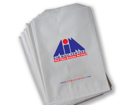 AIM Mail Centers Merchandise bags