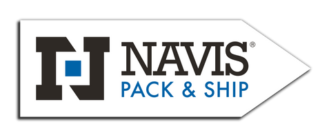 Navis Pack and Ship Arrow Sign