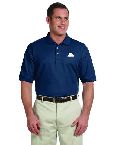 AIM Mail Centers Men's Polo - Devon & Jones