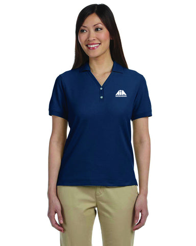 AIM Mail Centers Women's Polo - Devon & Jones