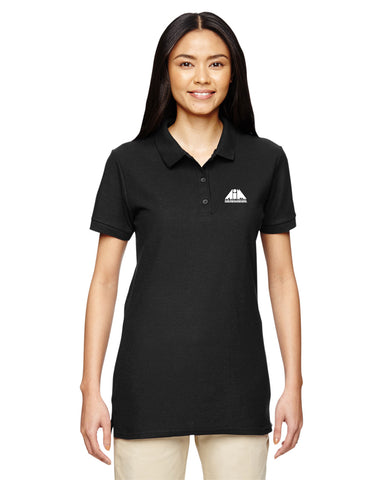 AIM Mail Centers Women's Polo - Gildan
