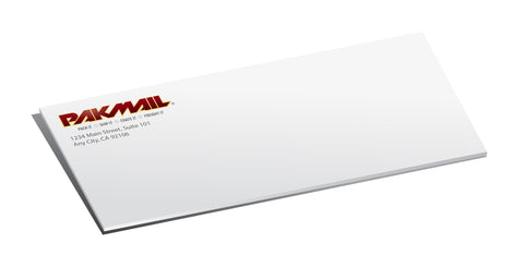 Pak Mail Business Envelopes