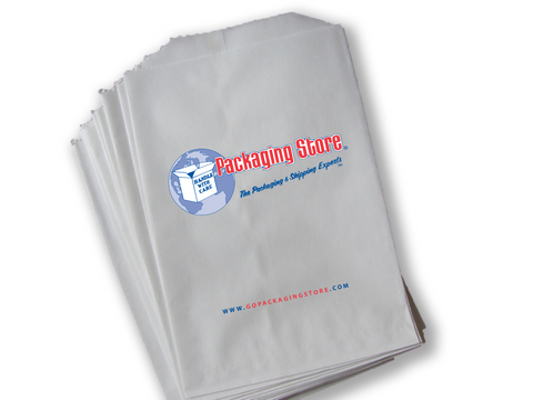 Handle With Care Packaging Store Merchandise bags