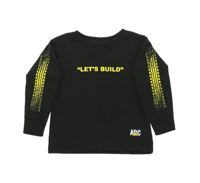 LET'S BUILD LONG SLEEVE
