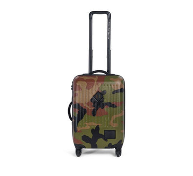 TRADE SMALL HARDSHELL, WOODLAND CAMO