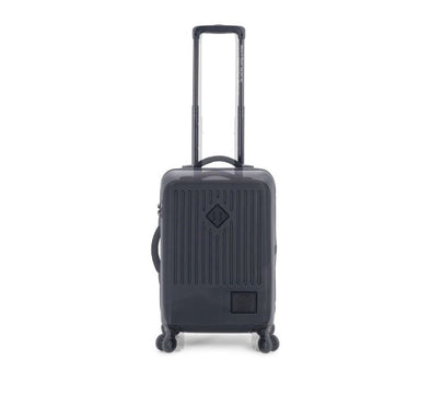 TRADE LUGGAGE POWER SMALL, BLACK/BLACK