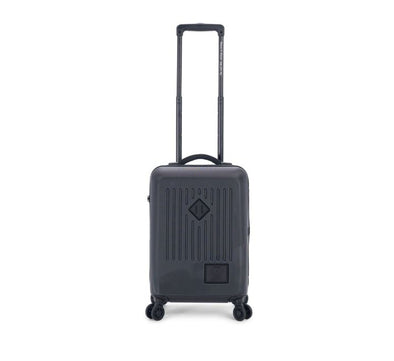 TRADE LUGGAGE POWER CARRY-ON, BLACK/BLACK