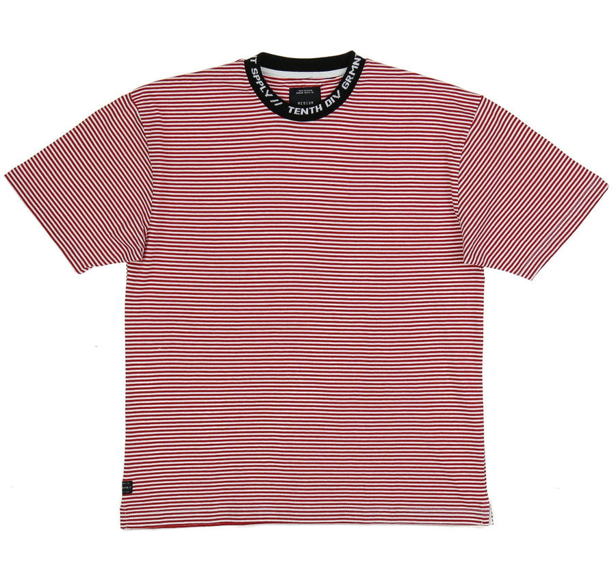 FOREIGNER'S STRIPED SHIRT