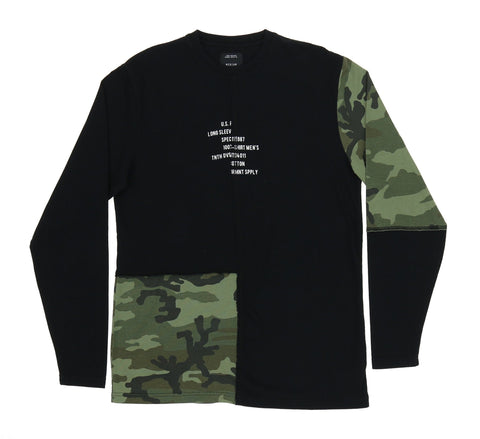 SURPLUS CAMO LONG SLEEVE