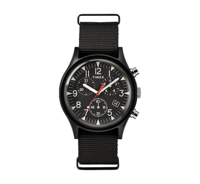 MK1 ALUMINUM CHRONOGRAPH 40MM NYLON WATCH