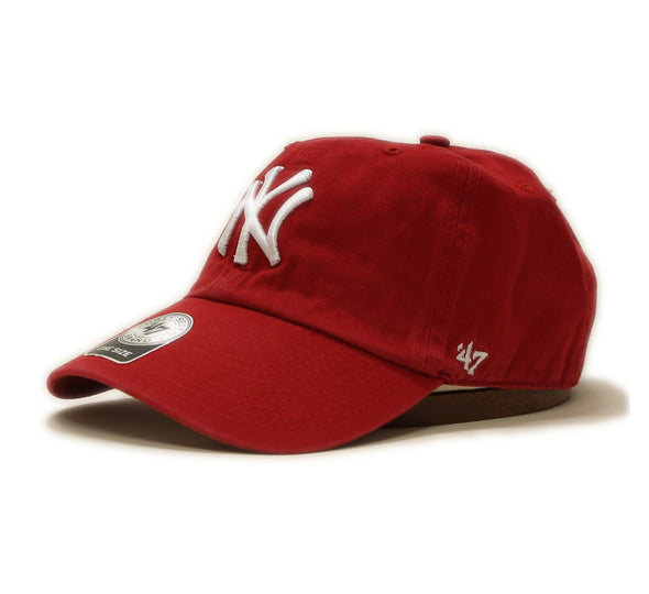 YANKEES RED CLEAN UP 47
