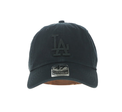 DODGERS BLACK CLEAN UP 47