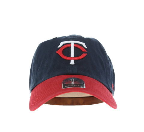 TWINS '47 CLEAN UP, NAVY/RED