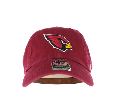 ARIZONA CARDINALS RED CLEAN UP 47