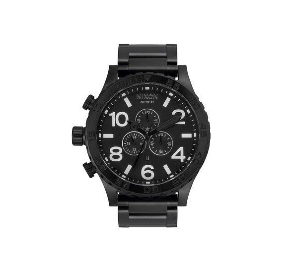 51-30 CHRONO ALL BLACK