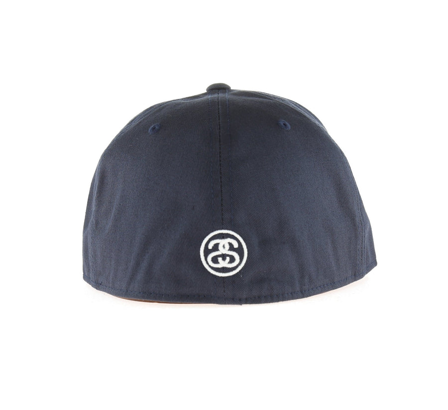 STUSSY TIMES FITTED CAP