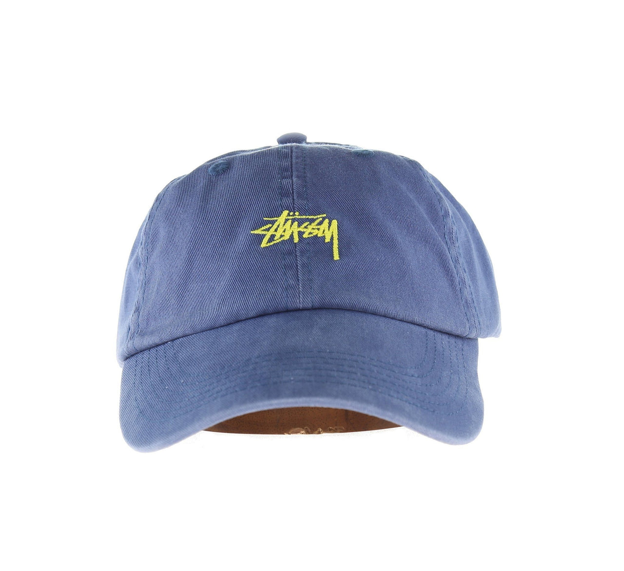 STOCK LOW PROFILE CAP, BLUE