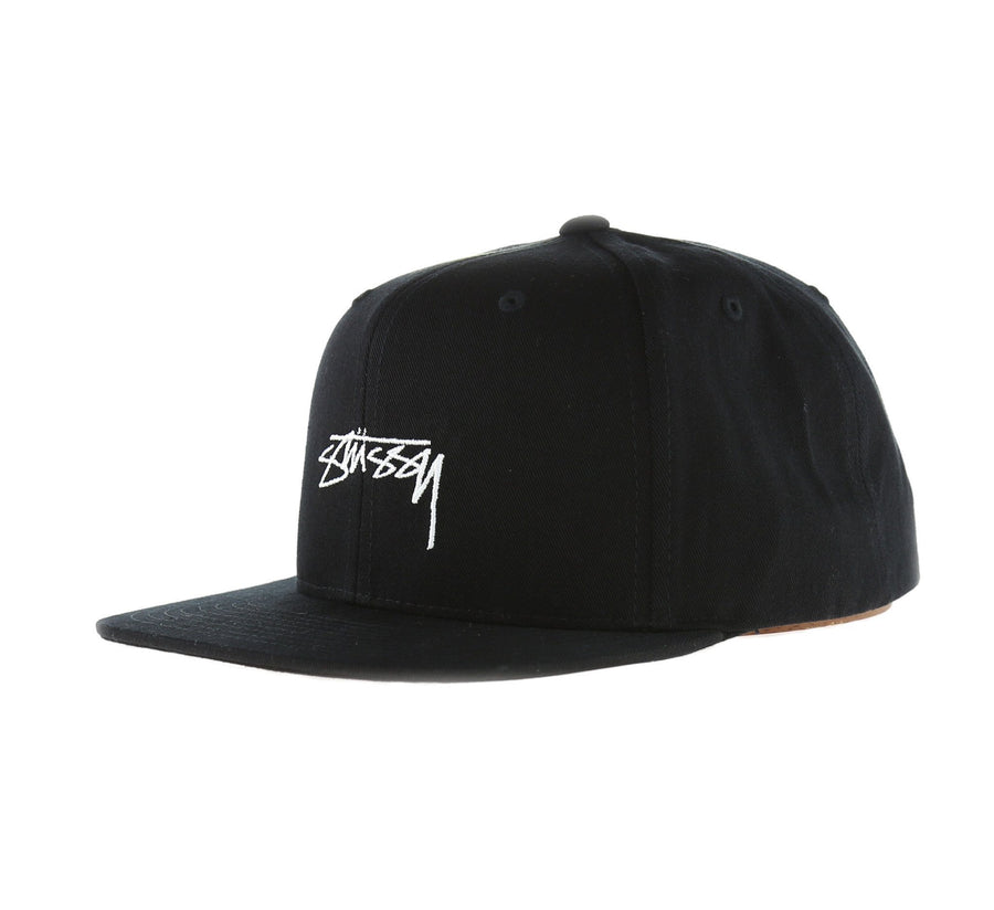 SMOOTH STOCK ENZYME CAP, BLACK