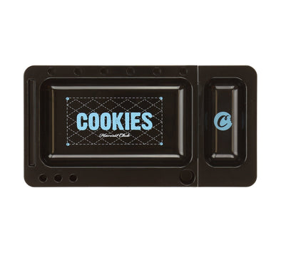 COOKIES ROLLING TRAY 2.0, BLACK
