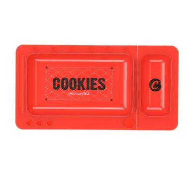 COOKIES ROLLING TRAY 2.0, RED
