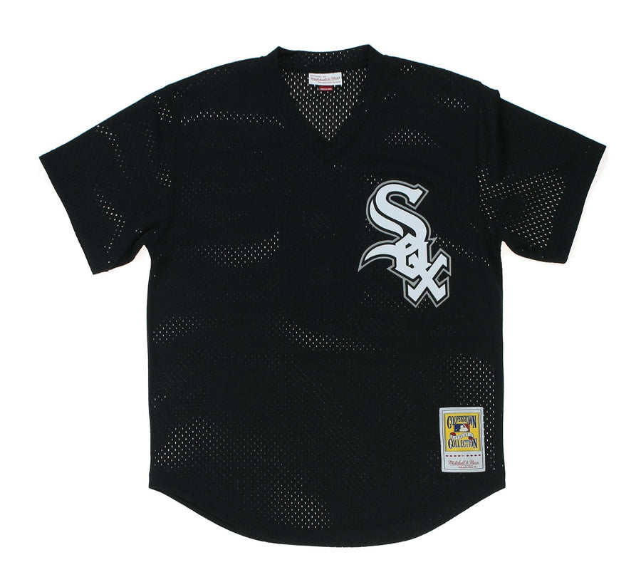 CHICAGO WHITE SOX 1993 BO JACKSON #8 BATTING PRACTICE JERSEY