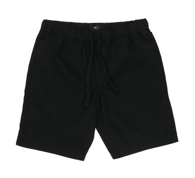 JETTY SHORTS, BLACK