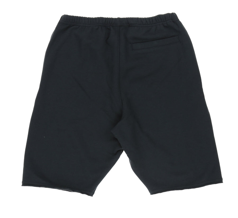 CHAMPION FRENCH TERRY SHORTS, BLACK
