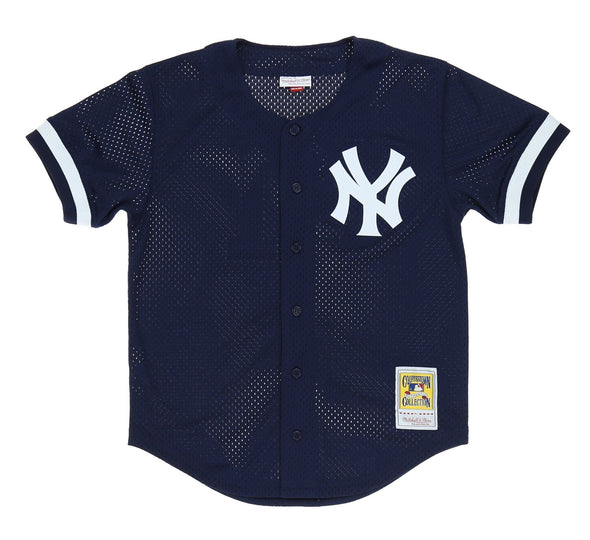 NEW YORK YANKEES BERNIE WILLIAMS BP MESH JERSEY