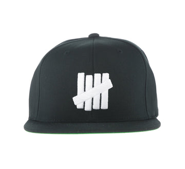 5 STRIKE CAP, BLACK