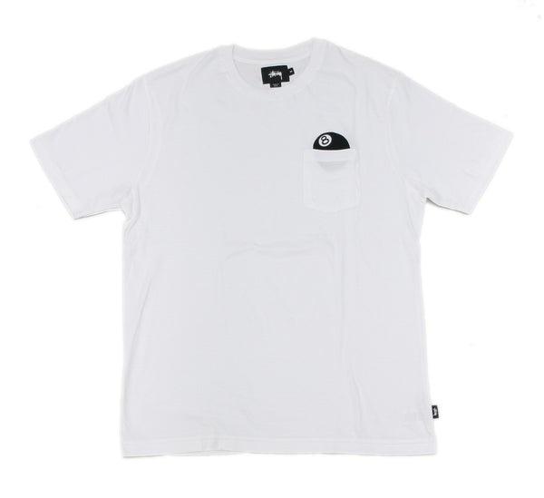 8 BALL S/SL POCKET TEE