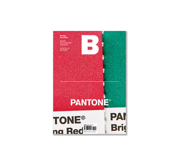 MAGAZINE B, ISSUE #46: PANTONE