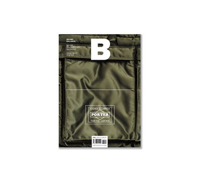 MAGAZINE B, ISSUE #17: PORTER