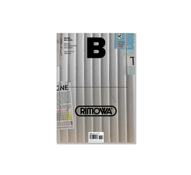 MAGAZINE B, ISSUE #32: RIMOWA