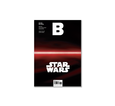 MAGAZINE B, ISSUE #42: STAR WARS