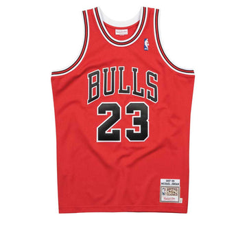 AUTHENTIC JERSEY CHICAGO BULLS 1997-98 MICHAEL JORDAN